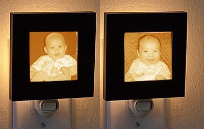 Personalized Baby Night Lights