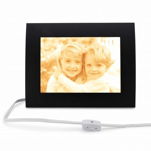 A Personalized photo to large lamp gift is a meaningful gift for mom.