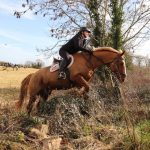 Horse Riding photo gift