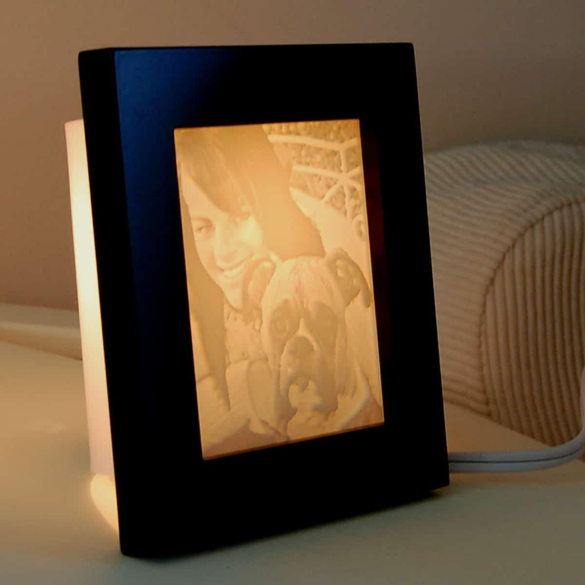 Pet Memory gift lamp